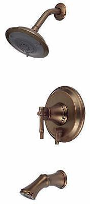 Danze Closeout D500045RBDT Single Handle Tub And Shower Fauc