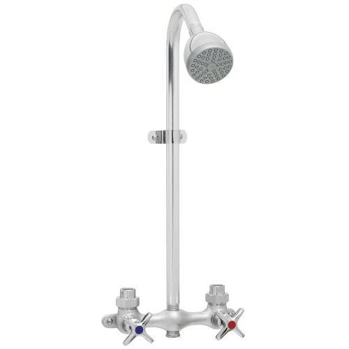 commander volume control shower faucet