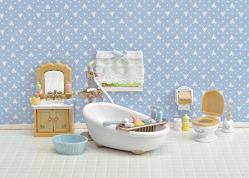 Calico Country Bathroom Set