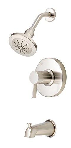 Danze D511030BNT Amalfi Single Handle Tub and Shower Trim Ki