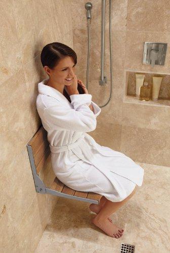 Moen Wood Shower Seat,