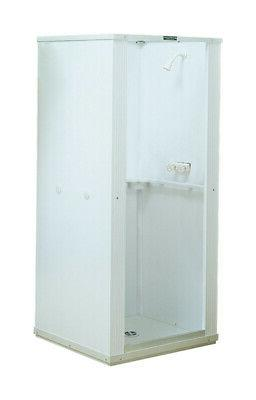 e l stand shower stall