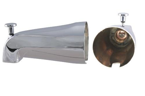 e531d 1f front diverter tub