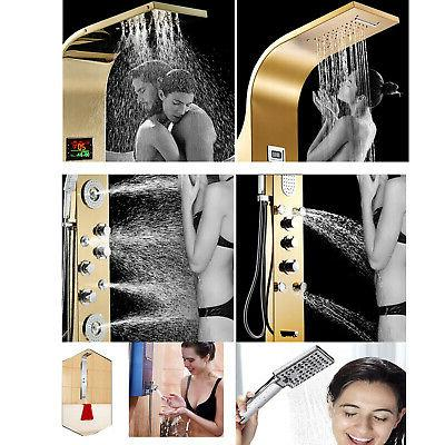 Shower Tower Rainfall System