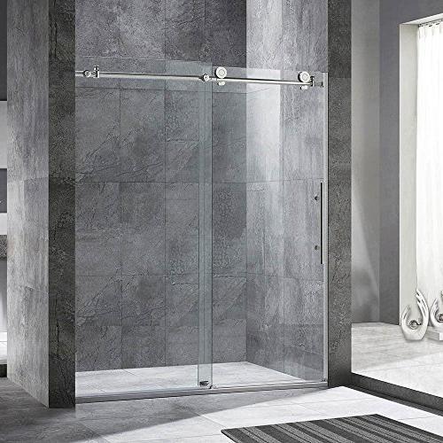 mbsdc6076c frameless sliding shower