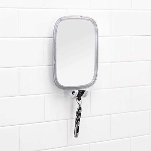 OXO Grips Stronghold Suction Fogless Mirror