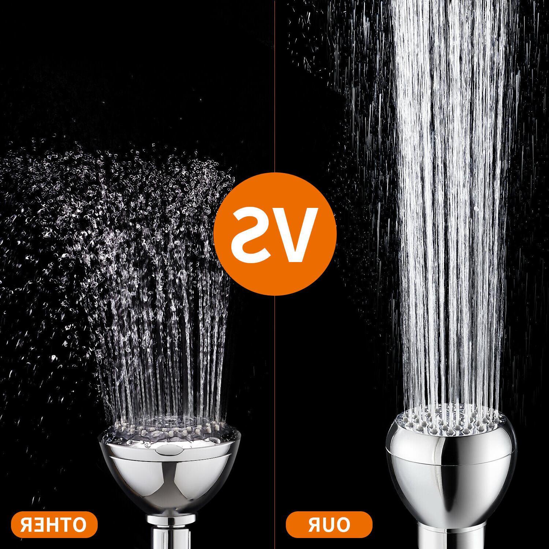 High Shower 3 Inch Anti-leak