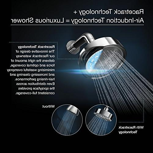 Devonshire Single Function Showerhead