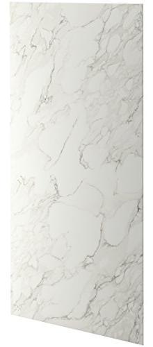 "KOHLER K-97602-W10 Choreograph 42"" x 96"" Wall Panel, CrossCu"