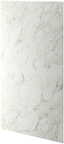 "KOHLER K-97603-W10 Choreograph 48"" x 96"" Wall Panel, CrossCu"