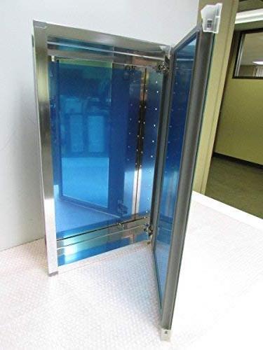 KOHLER K-CB-CLC1526FS Frameless 15 inch Aluminum Medicine ; Recess Mount