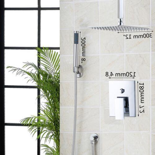 LED Shower With Set