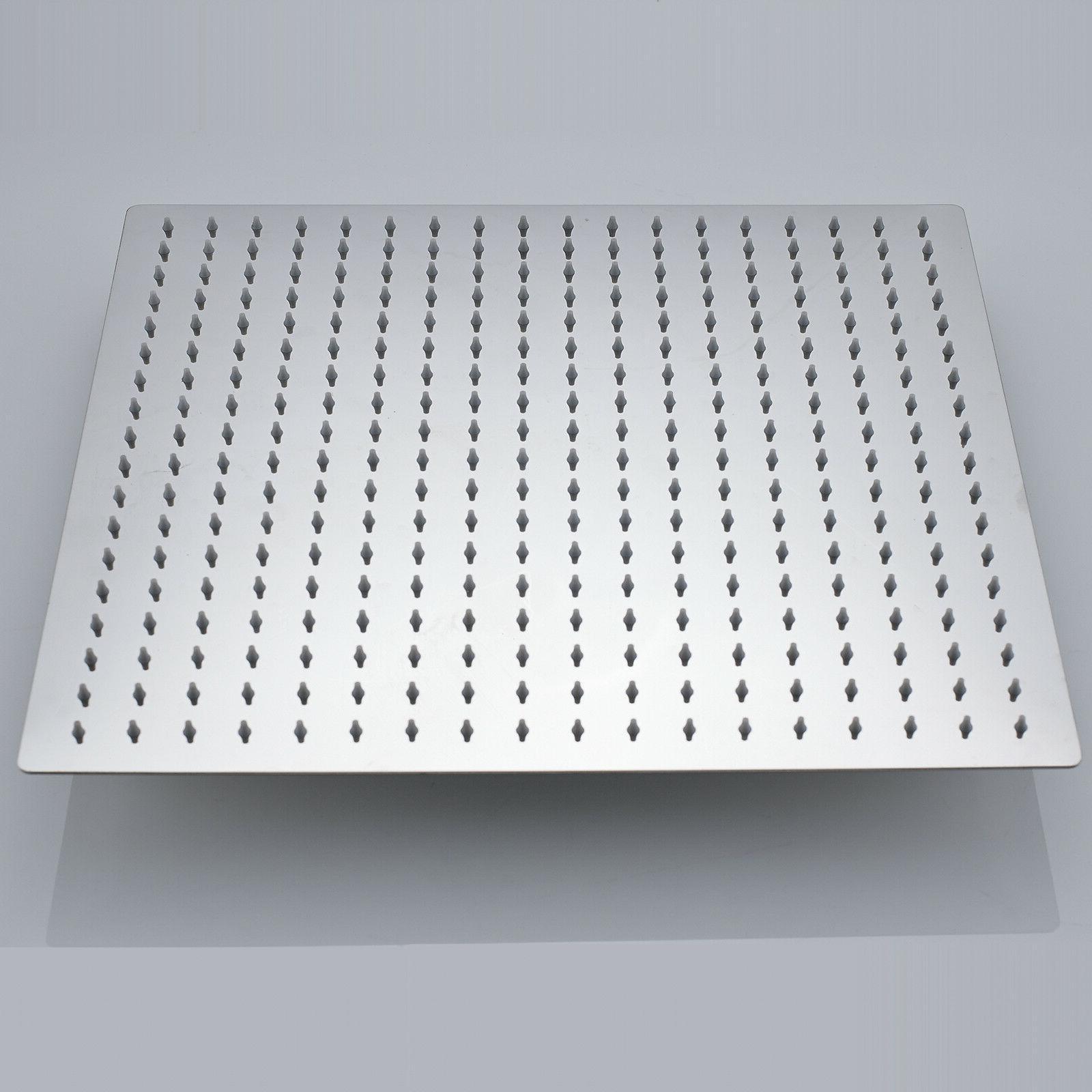 Rozin Ultra Thin 304 Steel Inch Colors Shower Head
