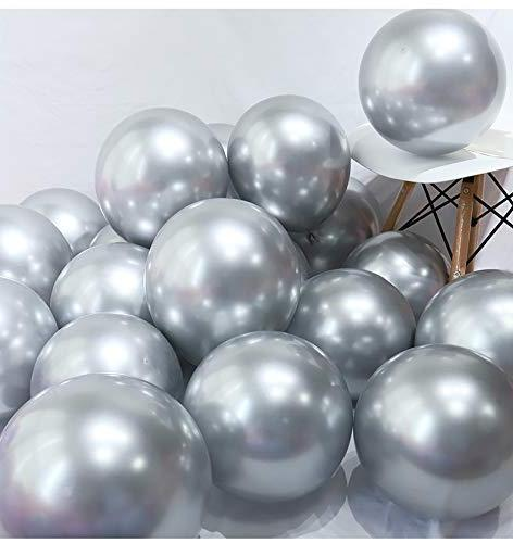 DIvine 40 Inch Chrome Balloons Party Shower Graduation