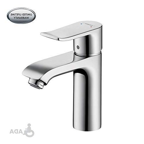 metris lavatory faucet chrome finish