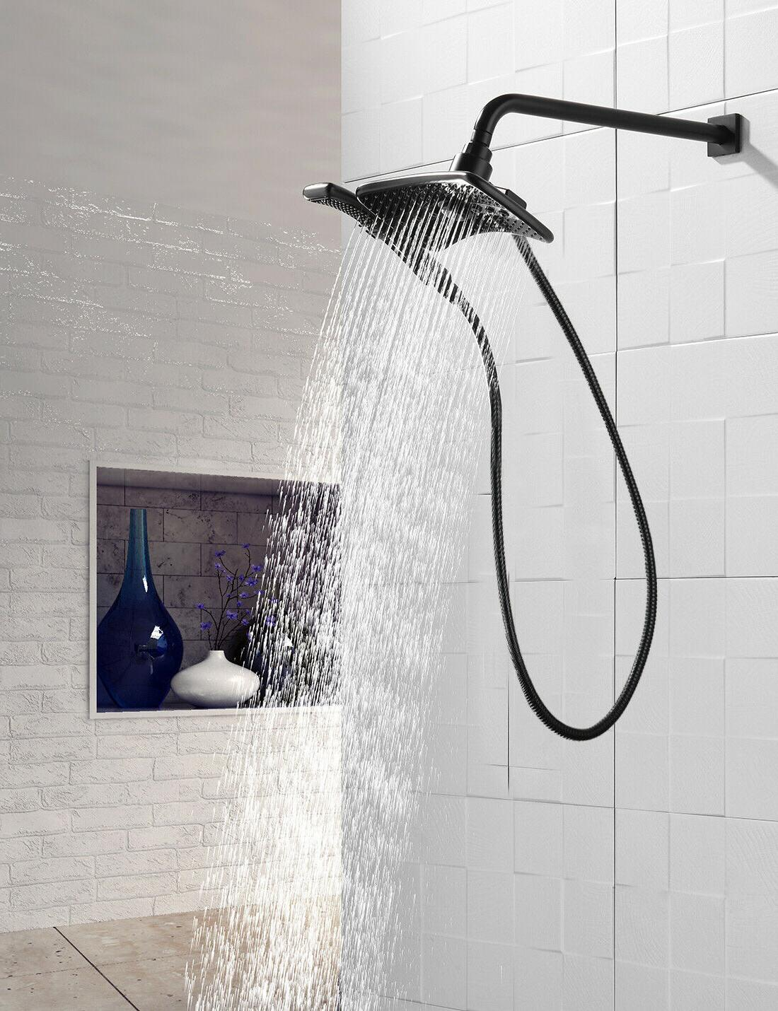 New Bright Function Rain Oil Rubbed Bronze