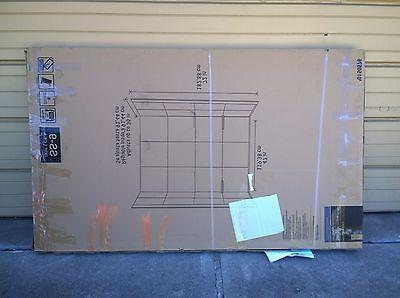 "NIB Elegant Imitated Granite Solid-Surface 48""-W SHOWER WALL"