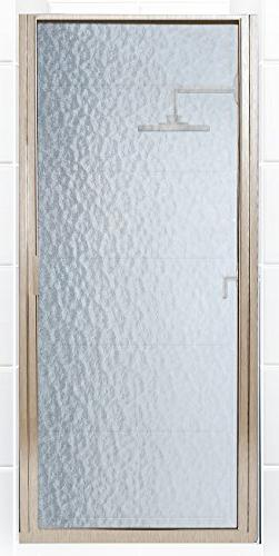 Coastal Shower Doors Paragon Series Framed Continuous Hinge