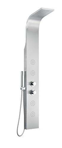 ANZZI Praire Series Fixed Shower Head Shower Panel System