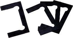 C.R. LAURENCE SDGK CRL Black Gasket Replacement Kit for Conc