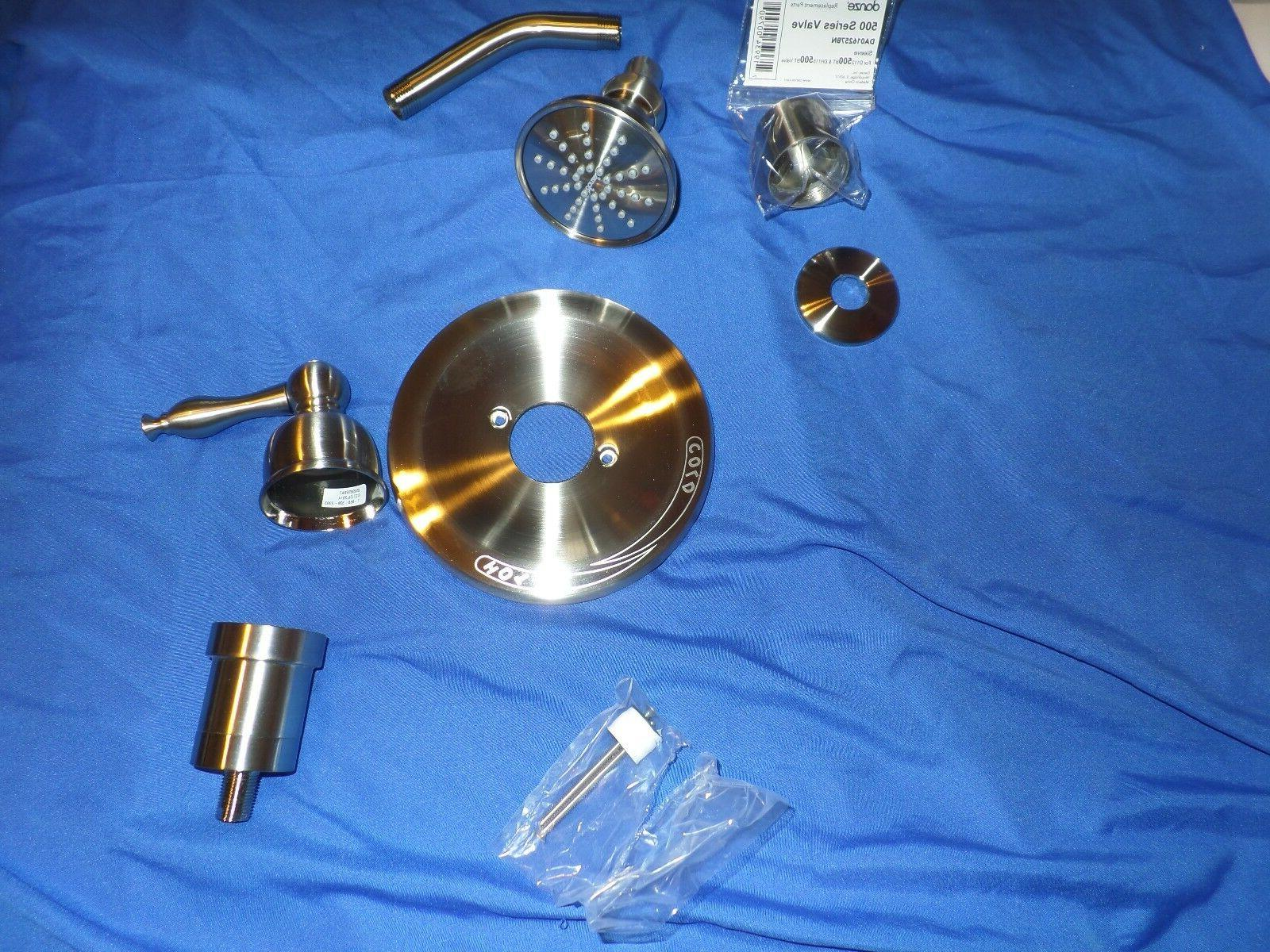 sheridan 1 handle tub and shower faucet