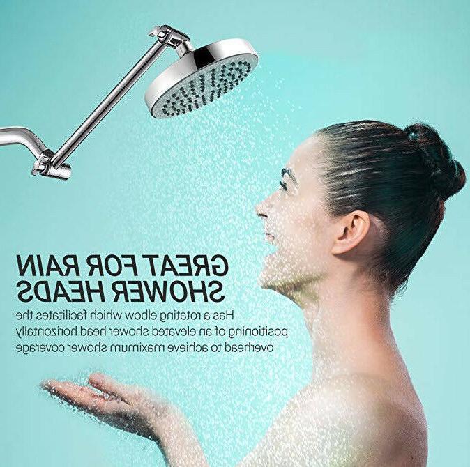 SparkPod High Pressure Shower Modern Look - Stands
