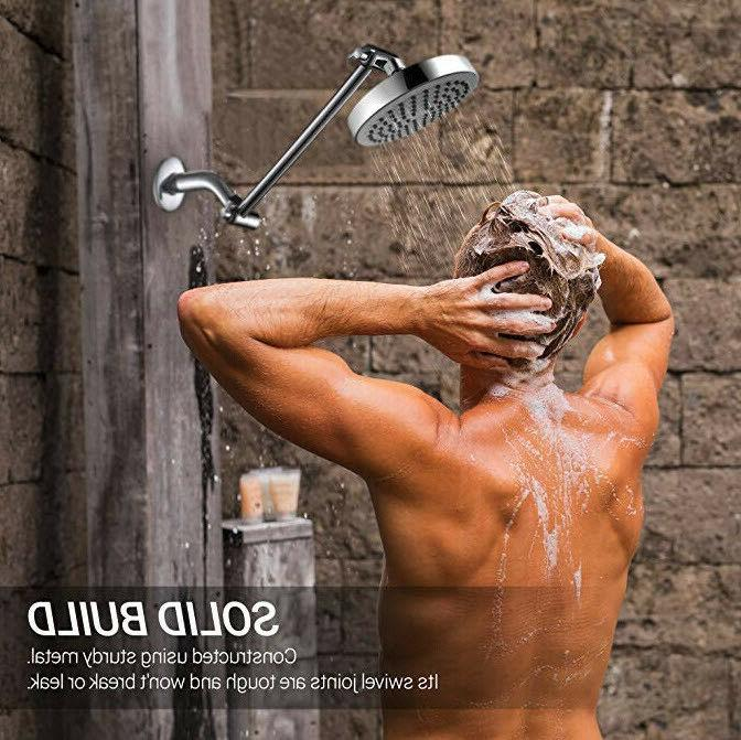 SparkPod Shower - Modern Chrome Look - Stands out