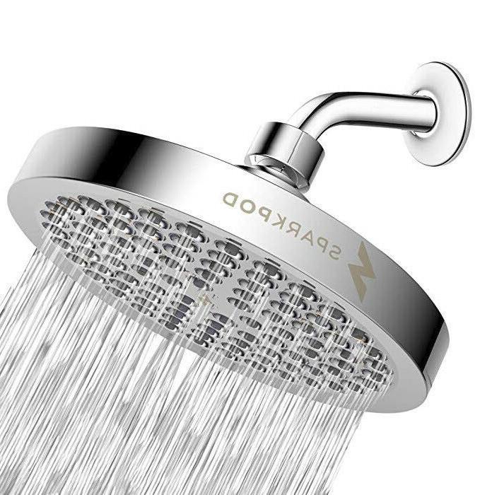 shower head high pressure rain luxury modern