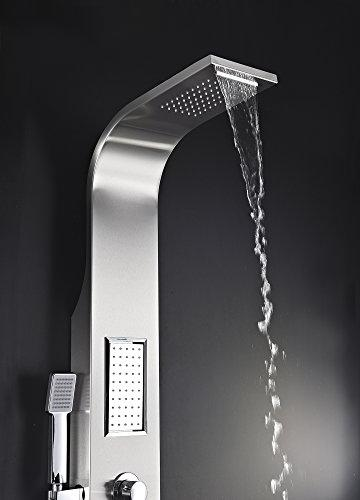 "58"" Shower Panel Brushed Series SP-AZ042 -"