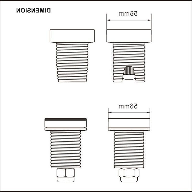 Smart Auto-Thermostat Mixer <font><b>Shower</b></font> Wall Rotation Round