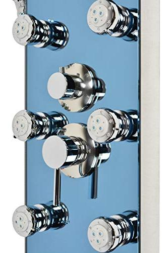"""Blue Ocean 52"""" Steel with 8 and Spout"""