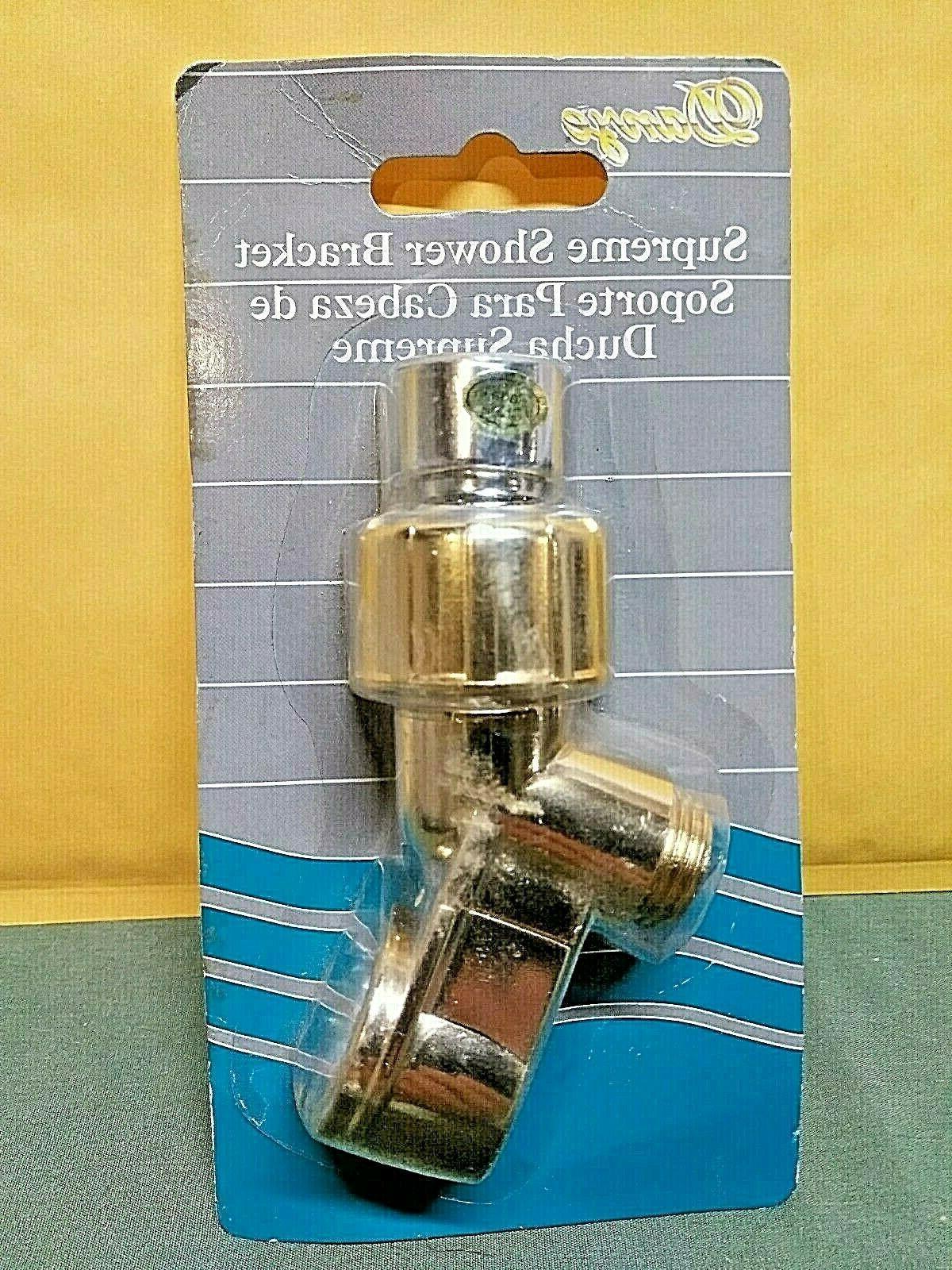 supreme shower bracket b1105gp plastic gold oro
