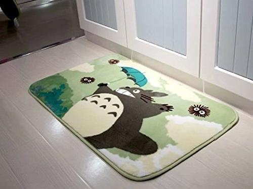 Sytian® Super Non-slip Absorbent Totoro Area Bedroom Bathroom Mat Shower Rug