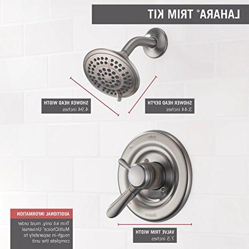 Delta 17 Series Dual-Function Kit with Shower Head,