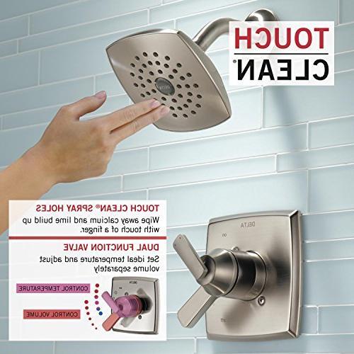 Delta Faucet Series Trim Kit Clean Shower T17264-SS