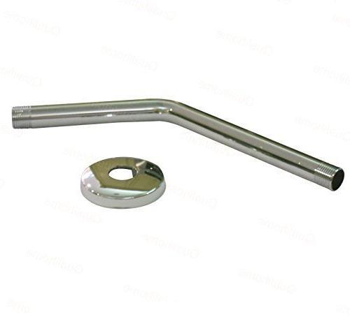 universal brass shower arm chrome