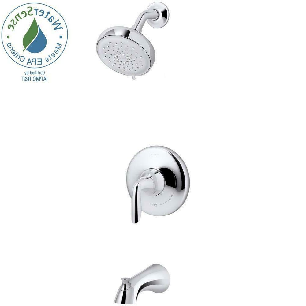 willamette bath shower single handle set 3