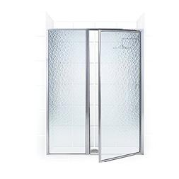 Coastal Shower Doors L31IL27.66B-A Legend Series Framed Hing