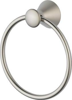 Lahara Towel Ring - Finish: Stainless