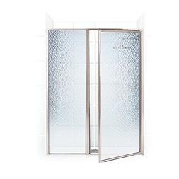 Coastal Shower Doors Legend Series Framed Hinge Swing Shower