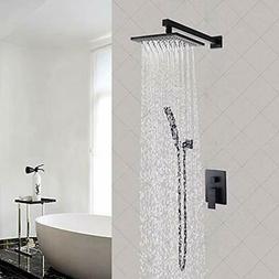 Luxury Bathtub & Shower Systems Set, Bathroom Single Handle
