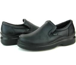 Men's Kitchen Non-slip Loafer Slip Ons Skid Resistance Synth