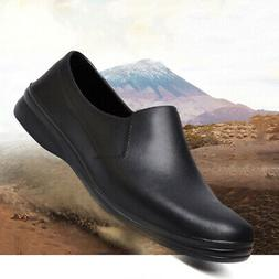 Men Women Restaurant Oil Resistant Chief Kitchen Work Shoes