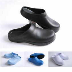 Men Women's Non-Slip Work Safety Shoes For Water Proof Kitch