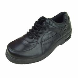 Mens-Black-Kitchen-Non-slip-Skid-Resistance-Synthetic-Workin