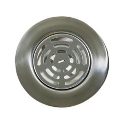 """Mobile Home 4-1/2"""" Shower Drain Stainless Steel Free Shippin"""