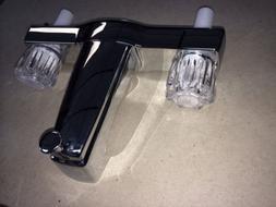 "Mobile Home Parts NEW Tub/Shower Chrome Faucet 8"""