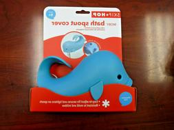 Skip Hop Moby Bath Spout Cover Whale Blue Bathtime Baby Univ