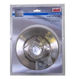 Moen Brushed Nickel Trim Kit for Chateau Push-Pull Shower Va