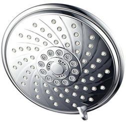 Multi-Settings Shower Head, Bathroom Fixtures Accessories Ad
